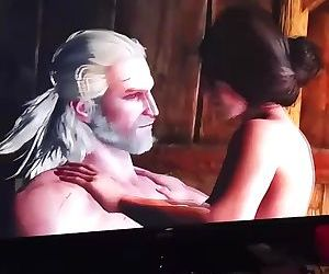 Witcher gets his..