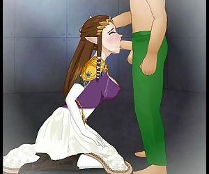 Nobles Zelda Big-busted..