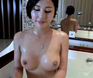 Chinese Slut Taking a..