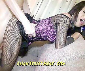 Violet Commission Asian..