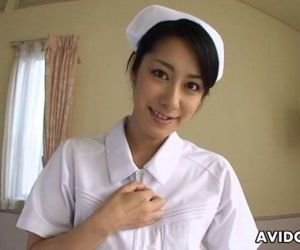 Asian nurse sucking..