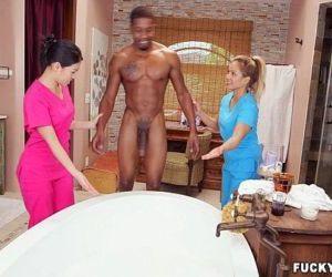 Asian massage therapy -..