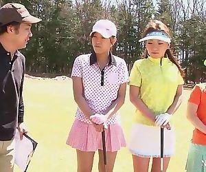 Asian teen girls plays..