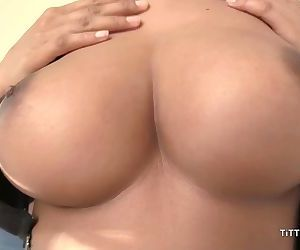 Suck my dark nipples..