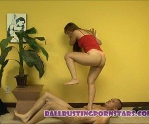 Ballbusting and Fucking..