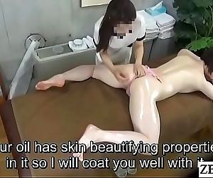 Pale Japanese milf..