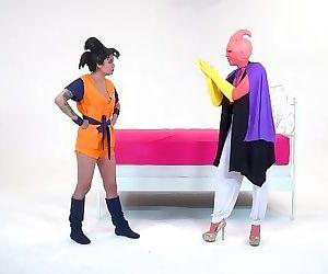 Dragon Ball Z porn..
