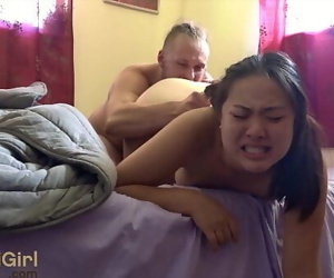 She squirts when he..