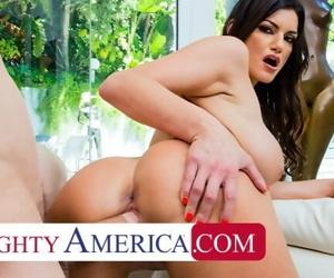 Naughty America Becky..