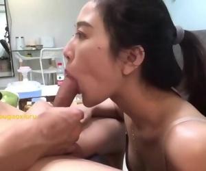 人妻的口活