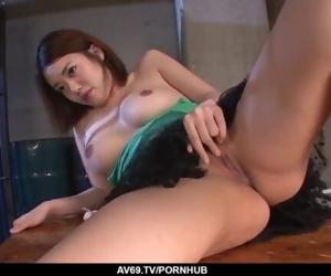 Superb Japanese amateur..