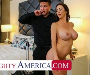 Naughty America Alexis..