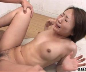 Asian slut has a dick..