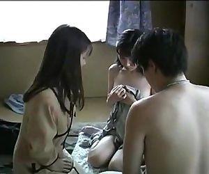 Japanese family..