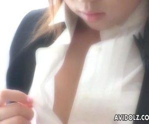 Natsuko takes her..