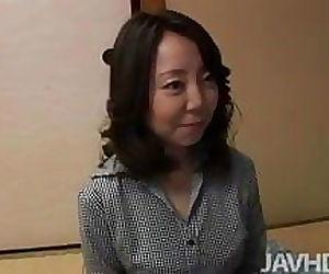 Mom from Japan fucked..