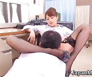 Akiho Yoshizawa doctor..