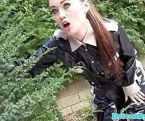 Lesbian cops fistuck..