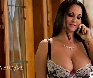 Big tits stepmom Ava..