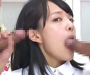 Japanese TV announcer..