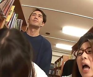 Japanese library..