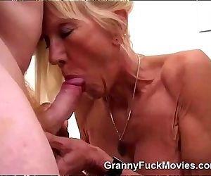 Hardcore Kinky Granny Sex
