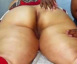 Ass massage felt real..