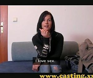 CastingHard anal and..