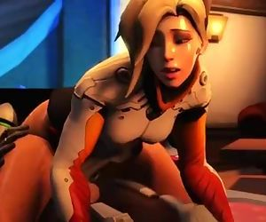 Overwatch Awesome Porn 8