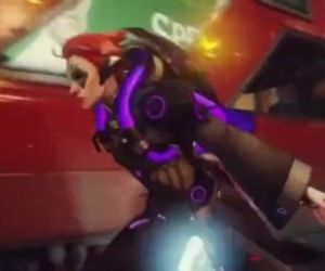 Overwatch Moira Reveal..