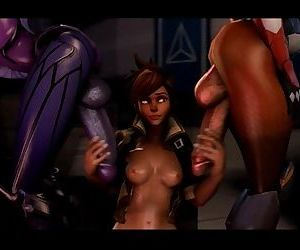 Best Of Overwatch Futa..