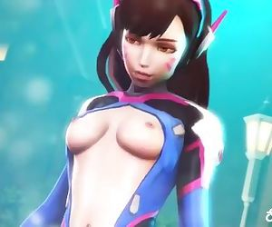 Overwatch Awesome Porn 7