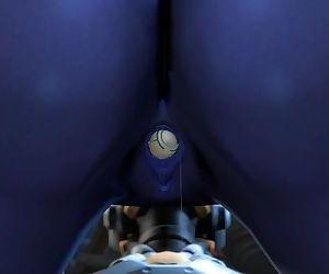 Overwatch - Zenyattas..