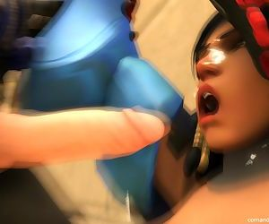 OverWatch Pharah Sucks..