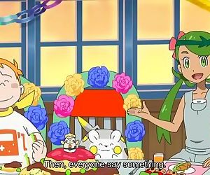 Pokemon Sun & Moon..