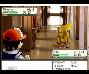 Pokemon Hentai Version..