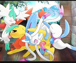 Delcatty - Shaymin -..