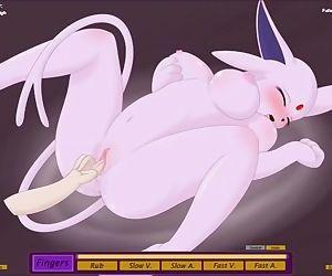 Pokemon Espeon hentai..