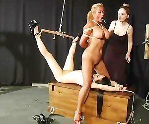 Bondage Slave Dolls -..
