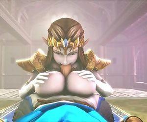 Big-Titted Slut Zelda..