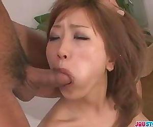 Aika horny chick double..