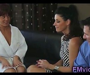 India Summer threesome..