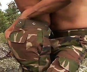 Colombianos-Militares..