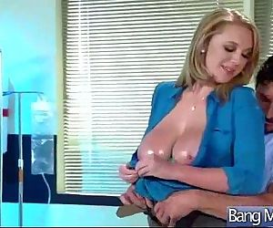Sexy Patient And Doctor..