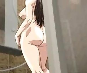 Busty Anime Step Mom..