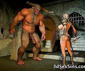 Aliens Fuck 3D Babes! 3..