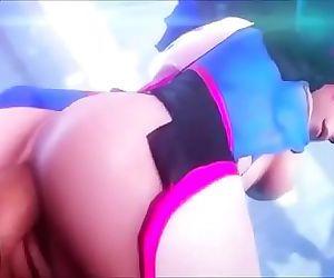 3D Big Ass OverWatch..