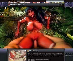 Hentai Videogame 3D Big..