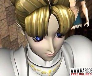 Anime 3D Hentai Doll..