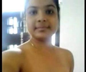 Punjabi Girl Showing..